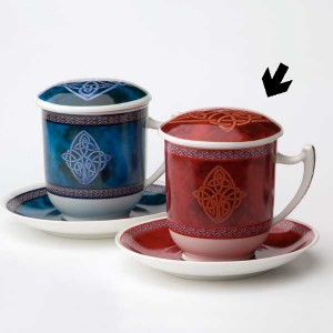 Teetasse-Celtic-Porzellan