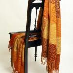 Decke mit Keltischem Knoten