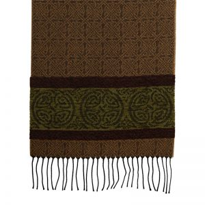 celtic scarf forets of avalon