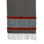 celtic knot scarf menhir