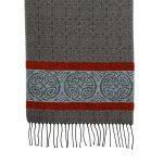 celtic knot scarf menhir